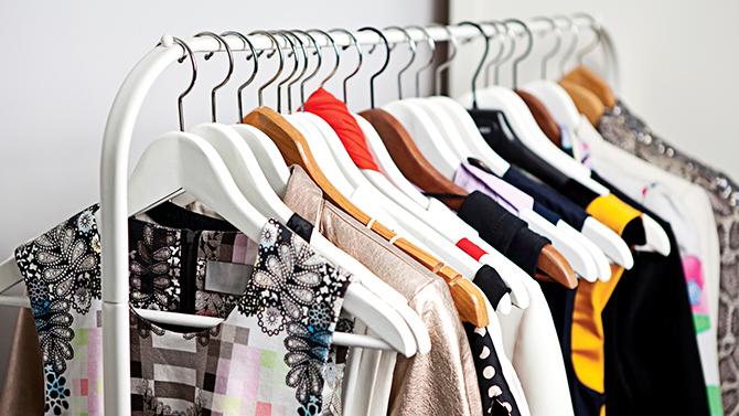 Les vêtements de base de la garde-robe