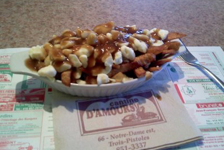 Poutine Cantine d'amour