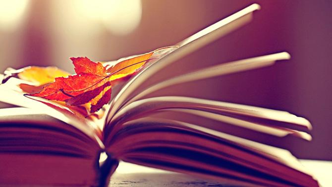 4 livres inspirants pour l'automne