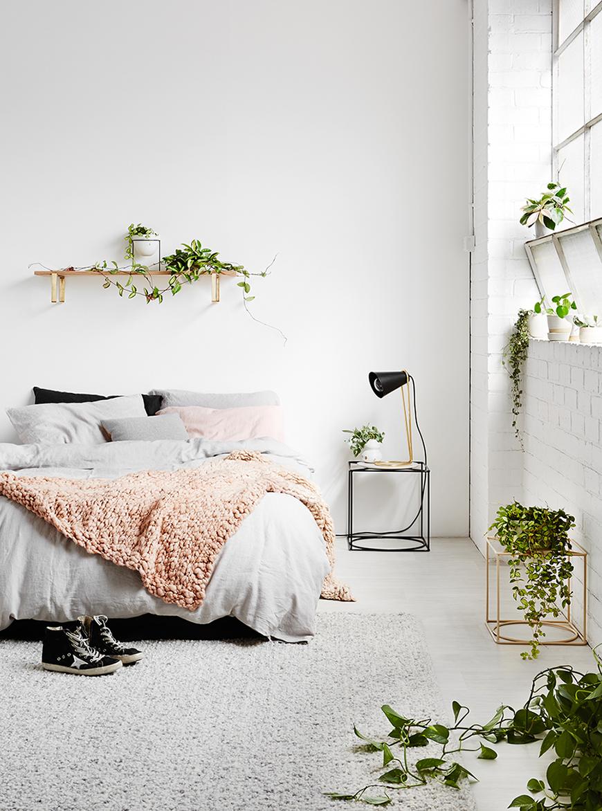 Décoration de chambre  12 styles inspirants de chambres à coucher