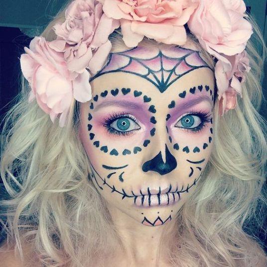 Ou Acheter Maquillage Halloween.Halloween 13 Maquillages Pour Un Deguisement Pas Cher