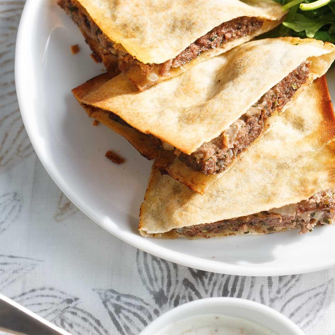 Transforme ton steak haché plate en plat délicieux