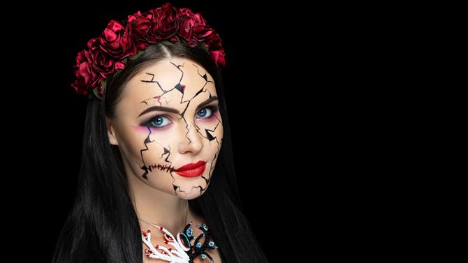 Ou Acheter Maquillage Halloween.5 Trucs Pour Reussir Son Maquillage D Halloween